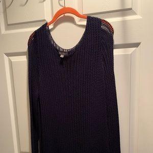 Long Sleeved Sweater - Women's Size L